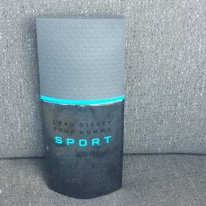 Issey Miyake Other - Issey Miyake pour homme Sport 3.3 ounces